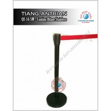 Tiang Antrian QS - 16 Coating